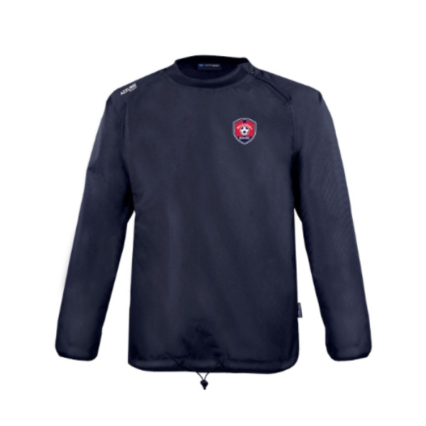Picture of Ballyduff Rovers Rugger Windbreaker Navy