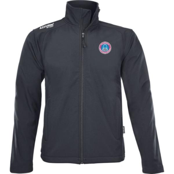 Picture of Ballinhassig LGFA Soft Shell Jacket Navy