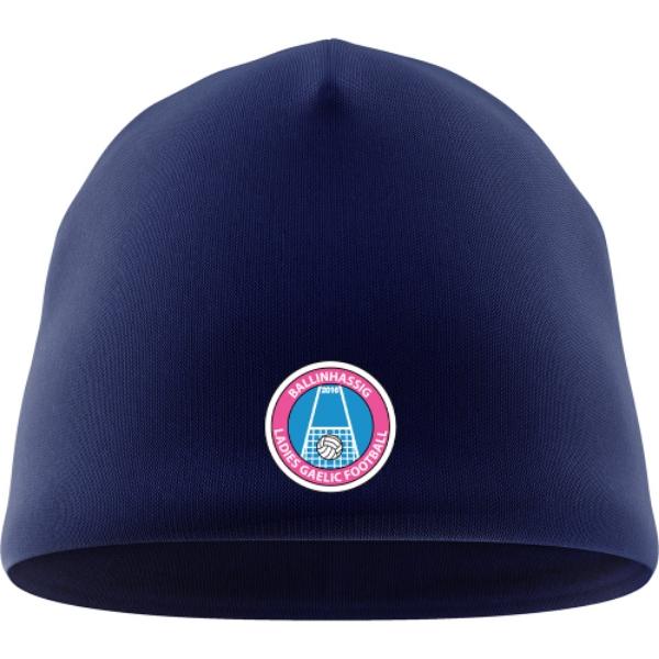 Picture of Ballinhassig LGFA Beanie Hat Navy