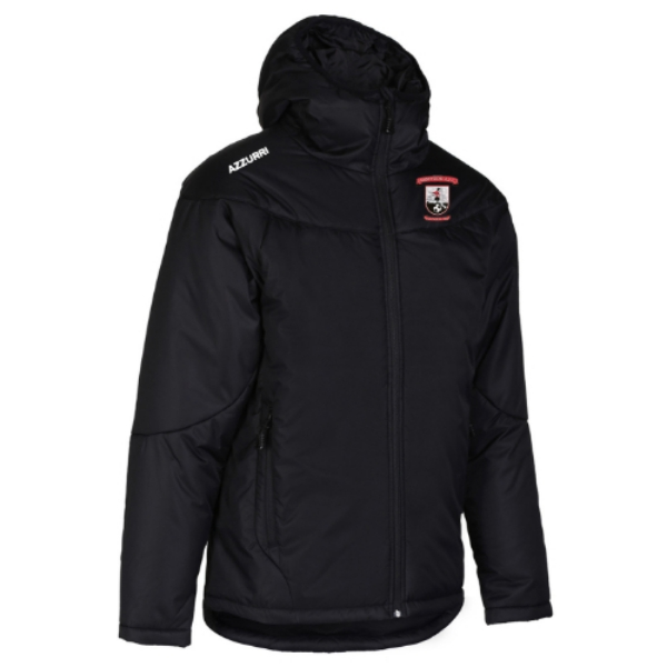 Picture of Abbeyside AFC Thermal jacket Black