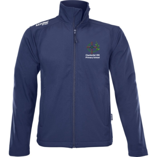 Picture of Charleville CBS Soft Shell Jacket Navy