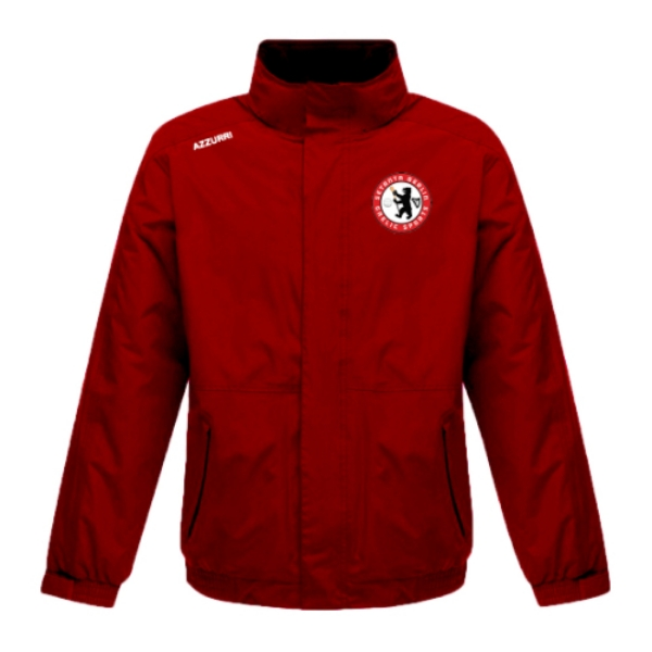 Picture of Setanta Berlin Rain Jacket Red