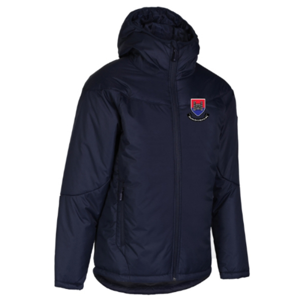 Picture of Charleville RFC Thermal jacket Navy