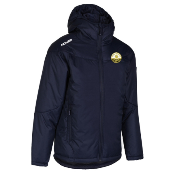 Picture of Elm Mount FC Thermal jacket Navy