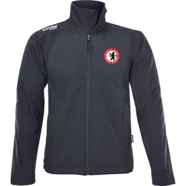 Picture of Setanta Berlin Soft Shell Jacket Black