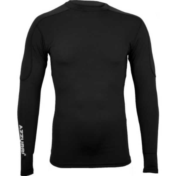 Picture of Straffan Camogie Base Layer Top Black