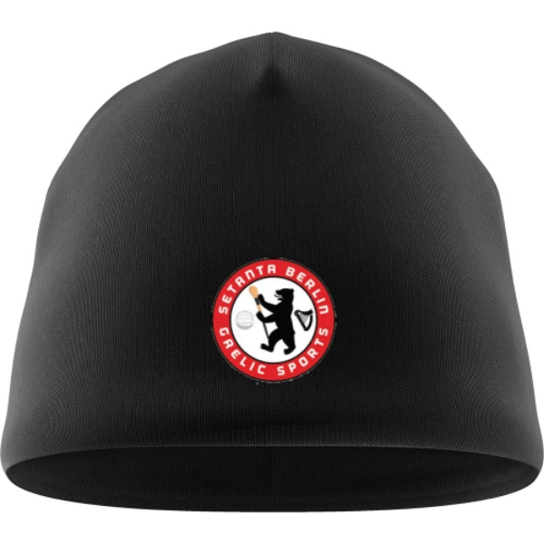 Picture of Setanta Berlin Beanie Hat Black