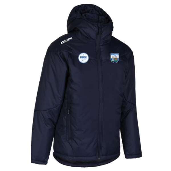 Picture of Deise in Dublin Thermal jacket Navy