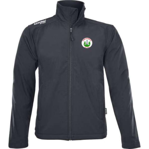 Picture of Caim United FC Soft Shell Jacket Black