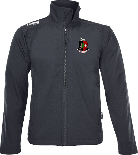 Picture of Newmarket GAA Soft Shell Jacket Black