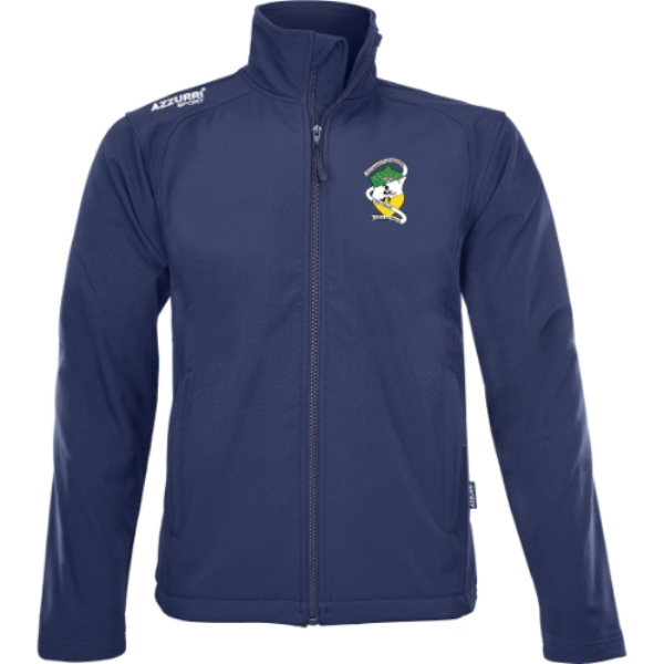 Picture of Offaly Camogie Soft Shell Jacket Navy