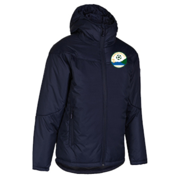 Picture of Ferrybank AFC Thermal jacket Navy