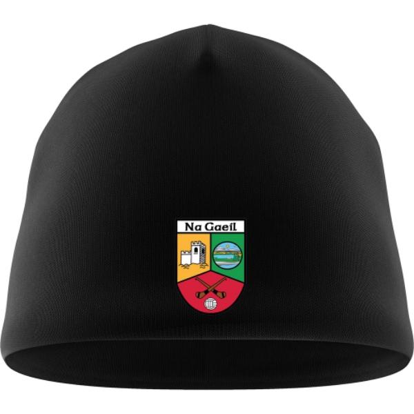 Picture of Na Geil GAA Beanie Hat Black