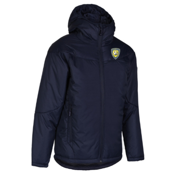 Picture of Belmont FC Thermal jacket Navy