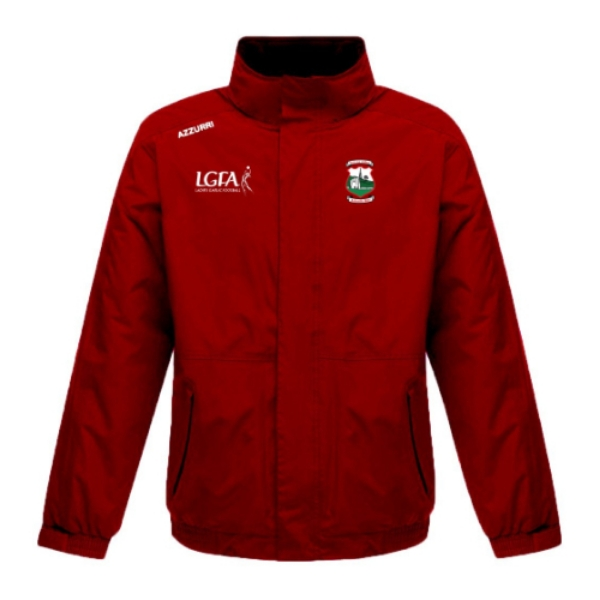 Picture of Aghamore LGFA Rain Jacket Red