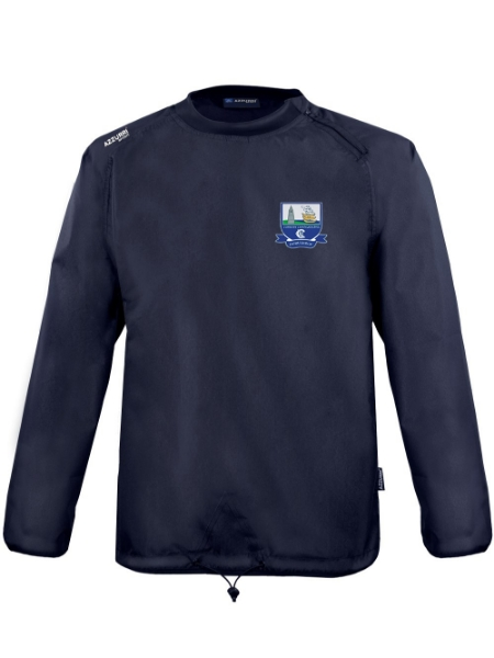 Picture of Waterford Camogie Rugger Windbreaker Navy