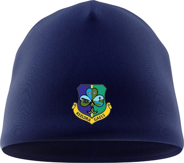 Picture of Keeldra Gaels Beanie Hat Navy