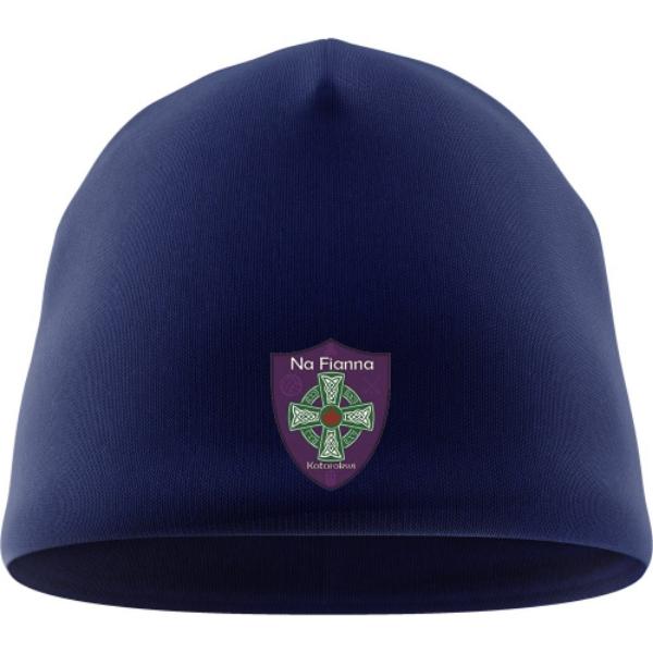Picture of Na Fianna GAA Beanie Hat Navy
