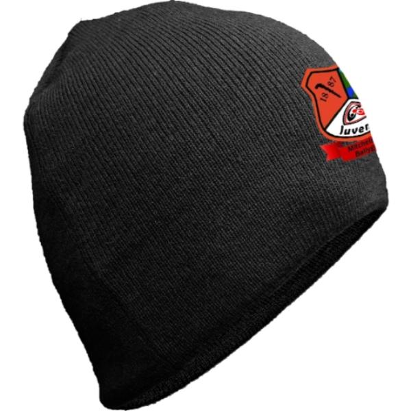Picture of Mitchelstown Ballygiblin Juvenile GAA Beanie Hat Black