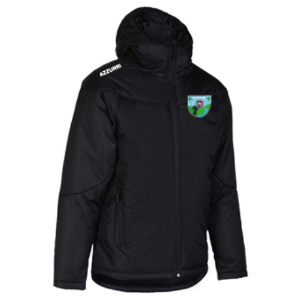 Picture of St Brigids LGFA Thermal jacket Black