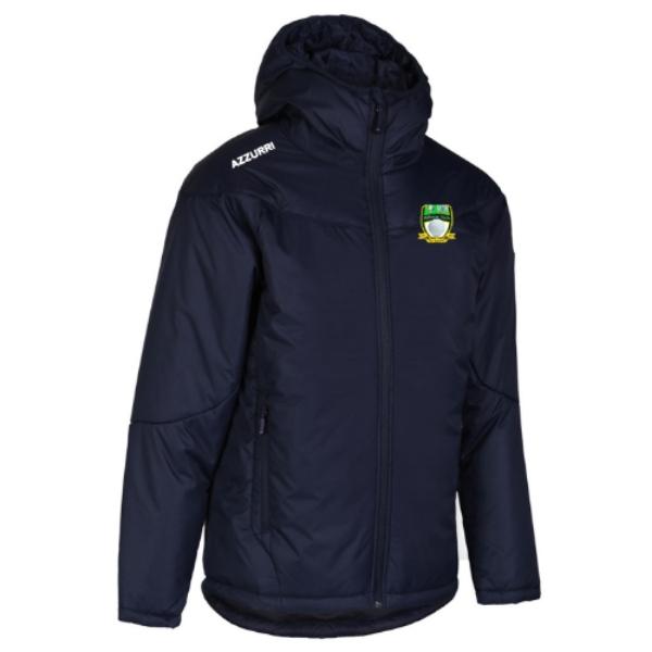 Picture of Milmore Gaels Thermal jacket Navy