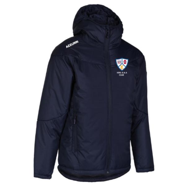 Picture of Keel GAA Thermal jacket Navy