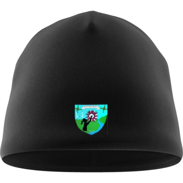 Picture of St Brigids LGFA Beanie Hat Black