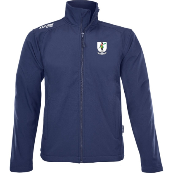 Picture of Knockane GAA Soft Shell Jacket Navy
