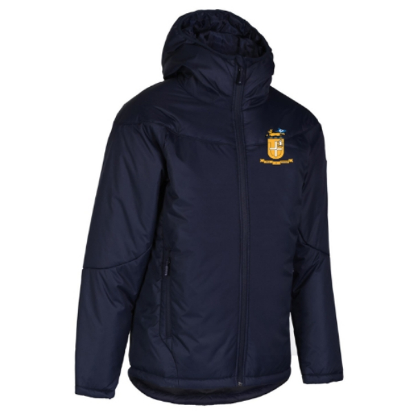 Picture of Glenamaddy GAA Thermal jacket Navy