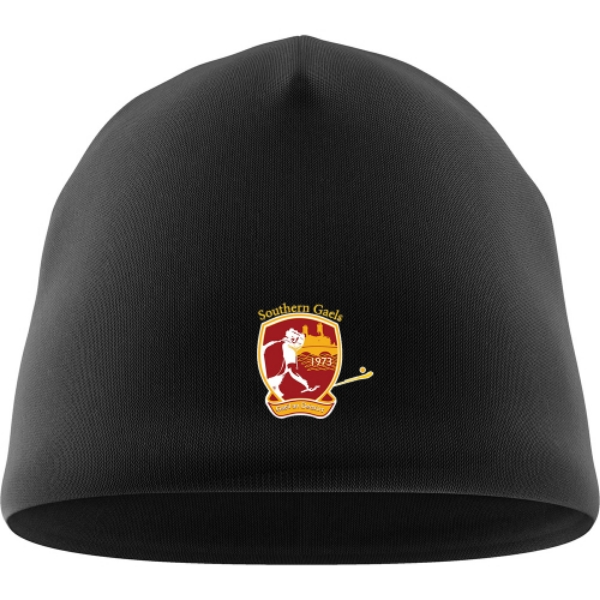 Picture of Southern Gaels Beanie Hat Black