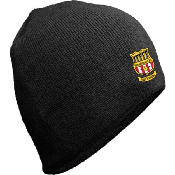 Picture of Kilmacthomas AFC Beanie Hat Black