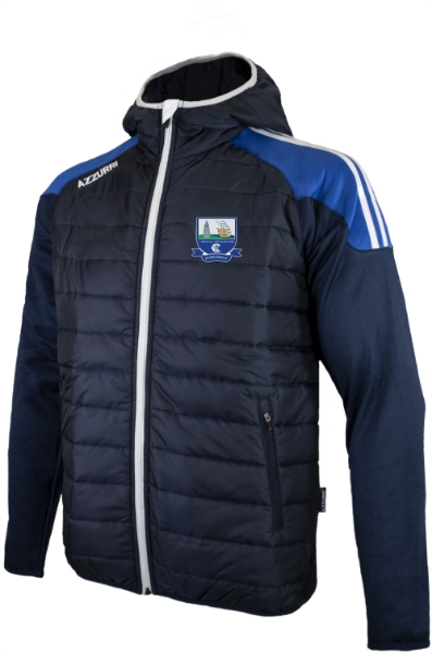 Picture of Waterford Camogie Holland Jacket Navy-Royal-White