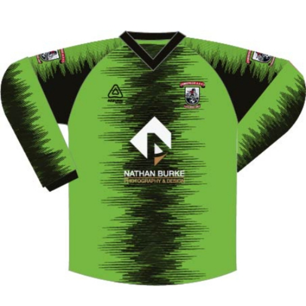 Picture of Abbeyside AFC Goalie Jersey Custom