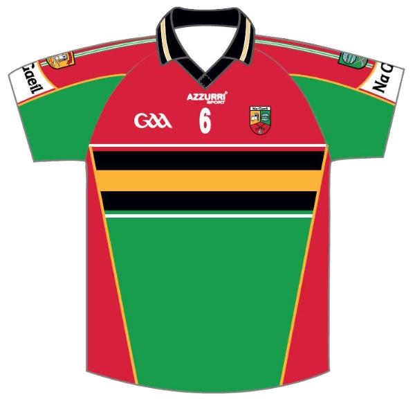 Picture of Na Geil GAA Jersey Custom