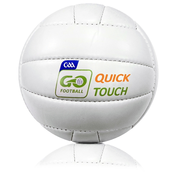 Picture of Keeldra Gaels Smart Touch Football White