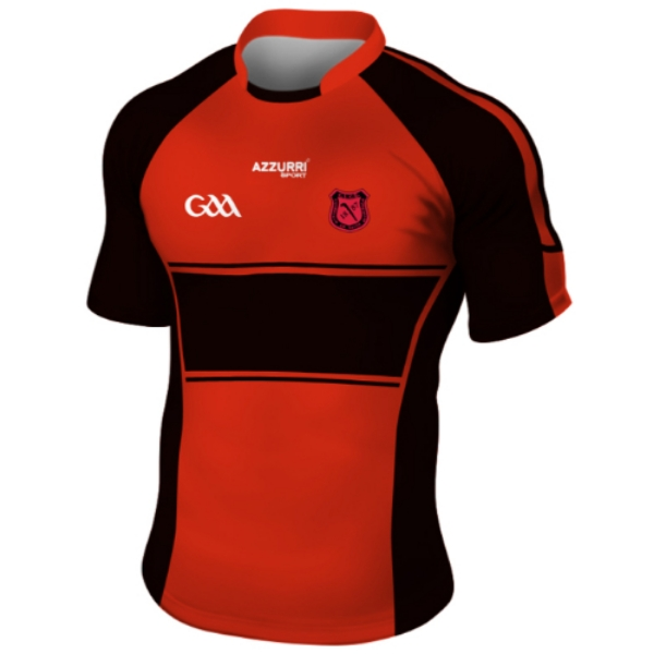 Picture of Mitchelstown Ballygiblin Juvenile GAA Jersey Custom