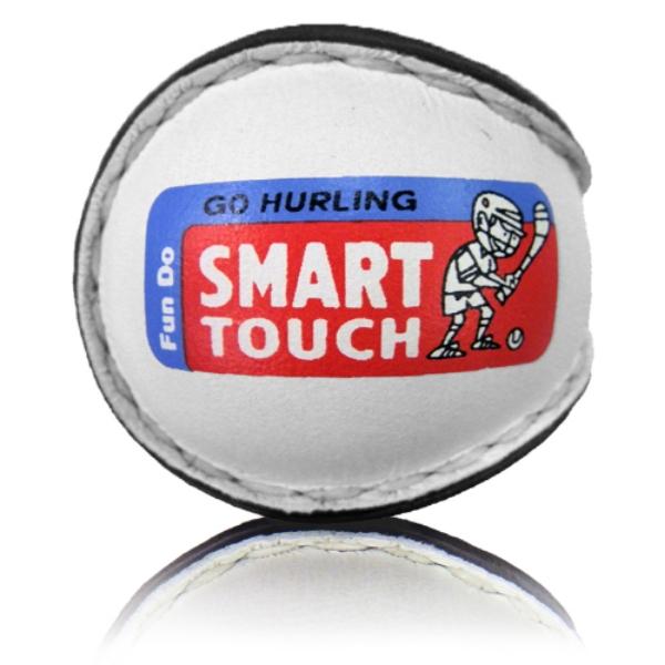 Picture of Melbourne Shamrocks Smart Touch Sliotars White