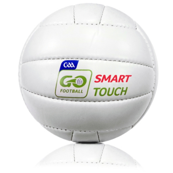 Picture of Macroom LGFA First Touch Football White