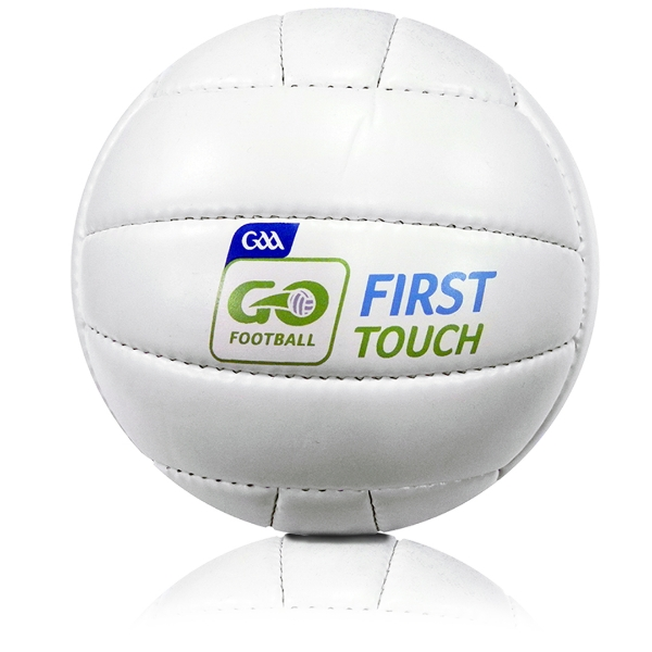 Picture of Newmarket GAA Quick Touch Football White