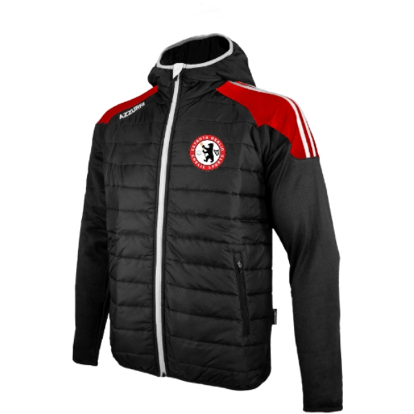 Picture of Setanta Berlin Holland Jacket Black-Red-White