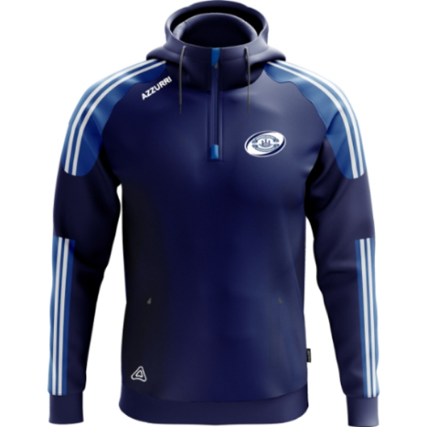 Picture of Bandon RFC Brooklyn Hoodie Navy-Royal-White