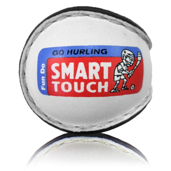 Picture of Ballyduff Upper Camogie Smart Touch Sliotars White