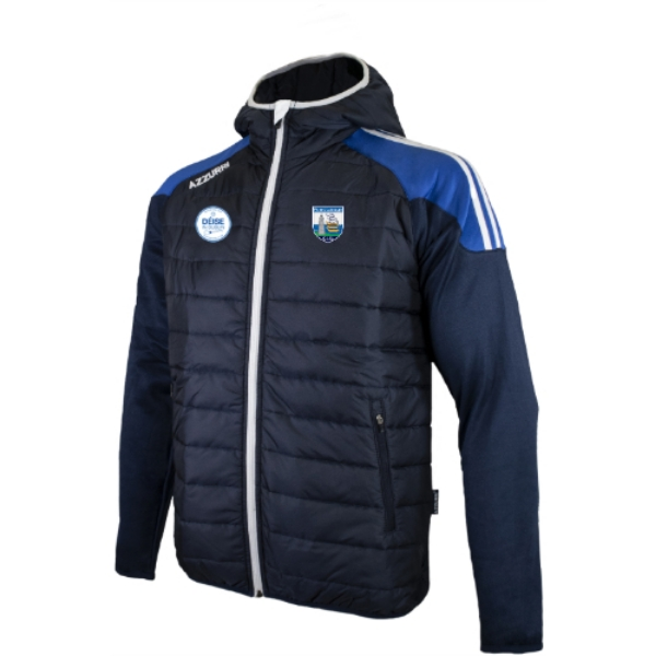 Picture of Deise in Dublin Holland Jacket Navy-Royal-White