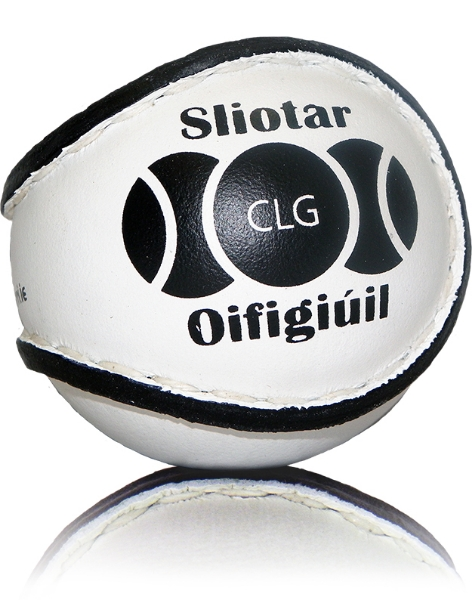 Picture of Daingean GAA Match Sliotar 12 Pack White