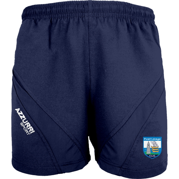 Picture of Waterford GAA Navy Gym Shorts Navy-Navy