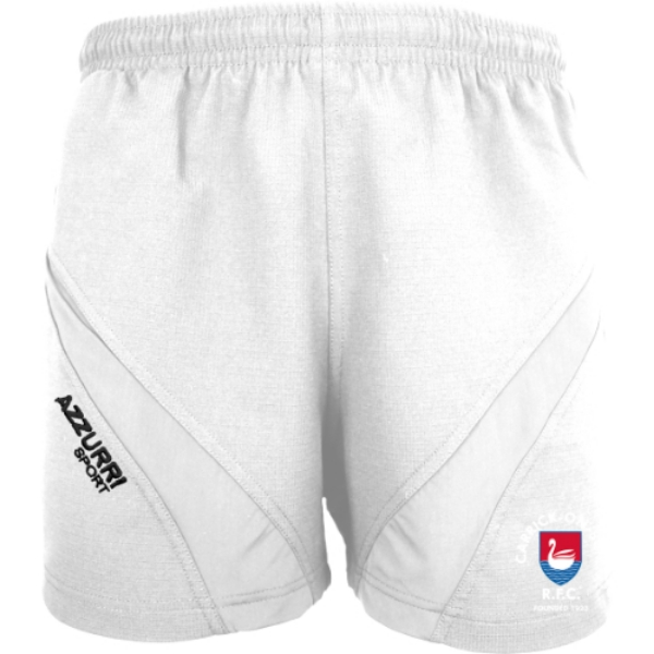 Picture of Carrick RFC Shorts White-White