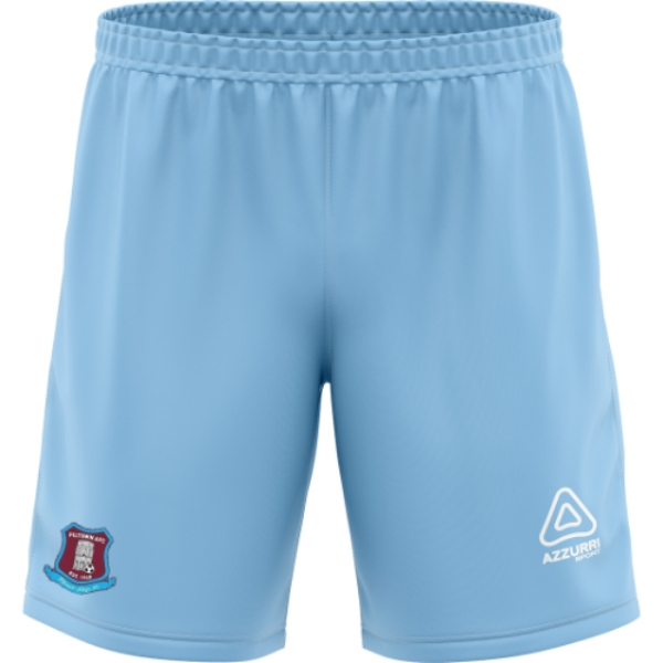 Picture of Piltown AFC Sky Kids Shorts Custom
