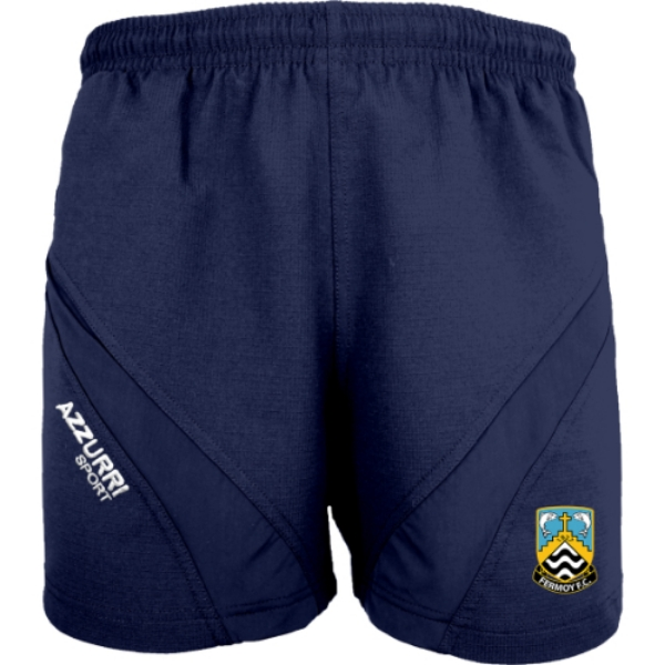 Picture of Fermoy FC Gym Shorts Navy-Navy