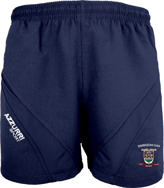 Picture of Daingean GAA Gym Shorts Navy-Navy