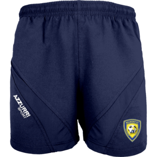 Picture of Belmont FC Gym Shorts Navy-Navy